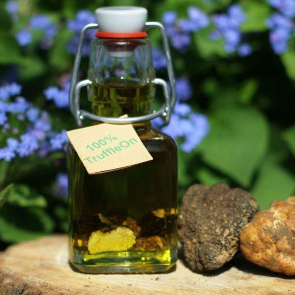 Szarvasgombás olívaolaj